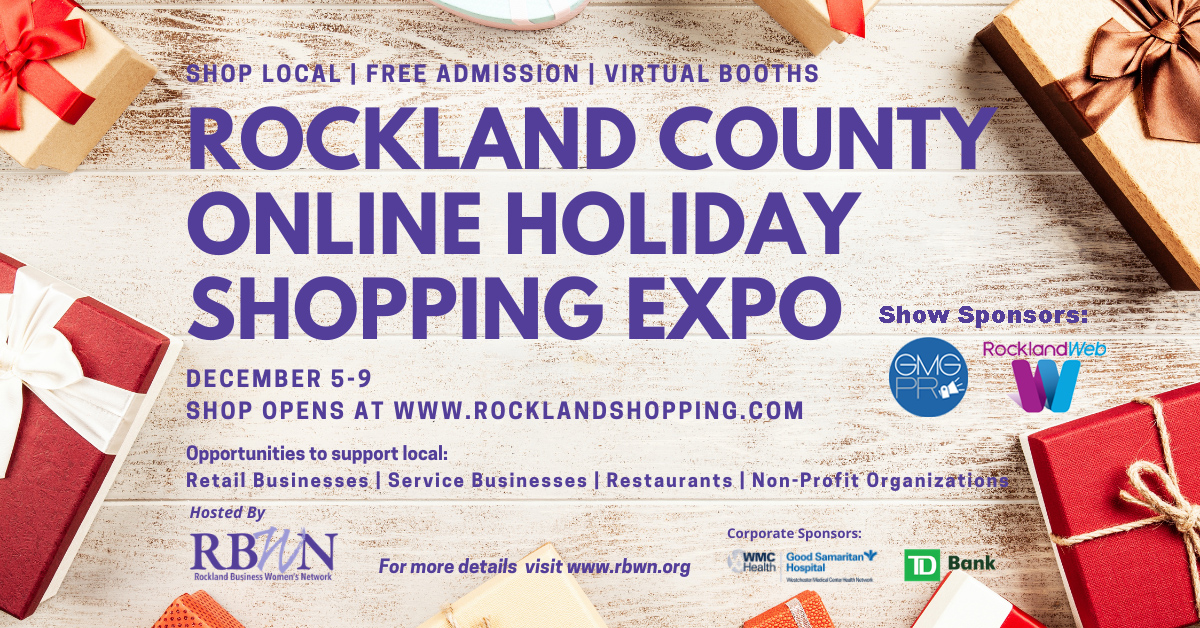 rockland online shopping expo