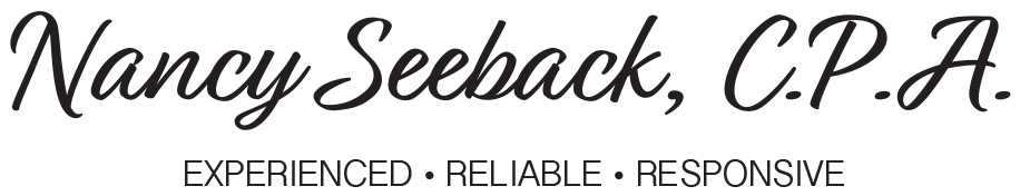 Nancy Seeback Logo