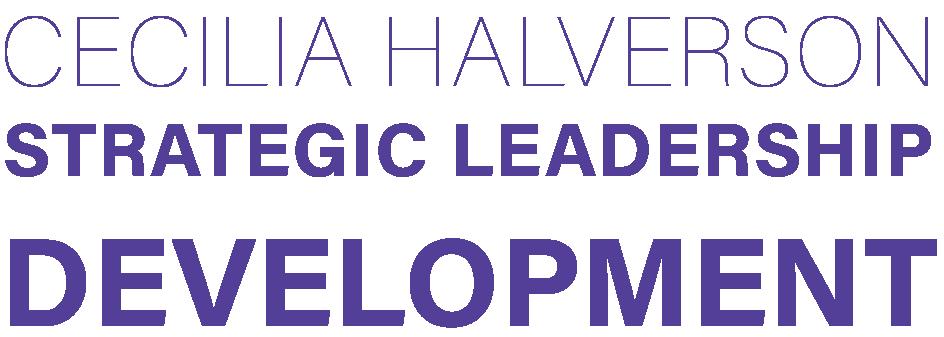 Strategic Leadership Development LOGO CECILIA